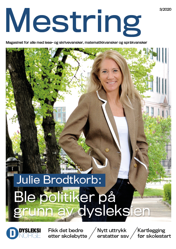 Mestring nr. 3 2020 Julie Brodtkorb