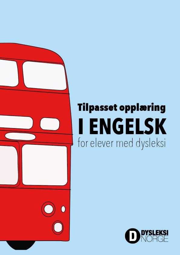 Faghefte om tilpasset opplæring i engelsk