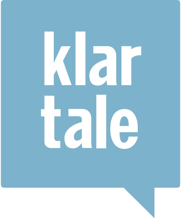 Logoen til Klar Tale