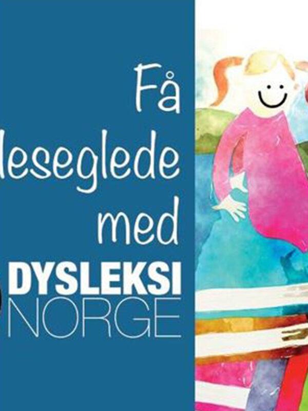 Leseglede-plakaten