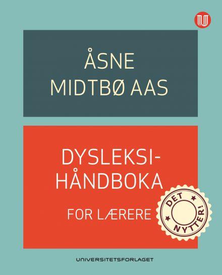 Omslaget til Dysleksihåndboka for lærere