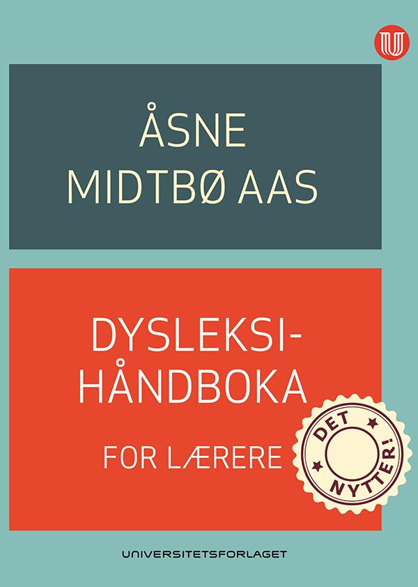 Forsiden til boken Dysleksihåndboka for lærere
